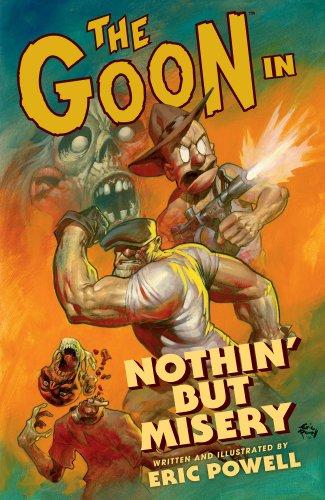 Graphic Novel Spotlight: The Goon
