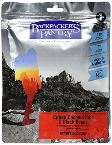 Best backpacking food gluten free