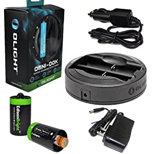 Amazon.in: Buy Olight Omni-DOK Universal Battery Charger