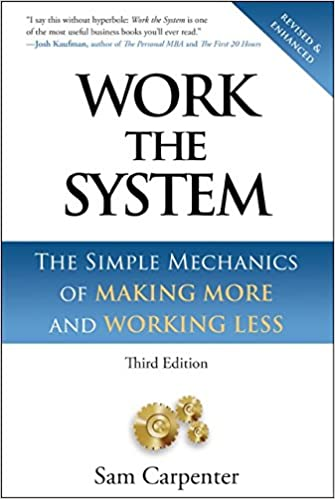 Organize Books - work the system