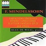Preludes and Fugues (6) op.35 Mendelssohn