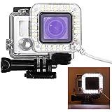 Bestlight® USB Port 20 LED Ring Shooting Night Flash Light Works With Standard Waterproof Housing For GoPro Hero...