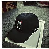 Peaked Hat HipHop Curved Strapback Snapback Baseball Cap