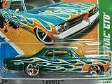 2011 Hot Wheels Super Treasure Hunts-057 '64 Pontiac Gto(2011 Treasure Hunt Series #7/15)