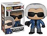 Funko POP TV: The Flash Captain Cold Action Figure
