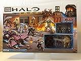 Mega Bloks Halo Flood Invasion AND Mega Bloks Halo Battleground Anniversary Collection