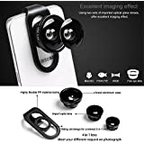 HD Mobile Phones Camera Lens Megadream 2 In 1 Macro Lens + Super Wide Angle Lens + CPL Lens Camera Lens Kit Universal... - B01DNB8GNU