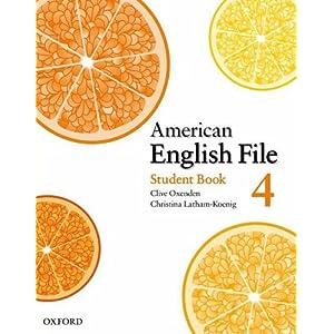 American English File 4 (Student Book, Class Audio CDs, DVD