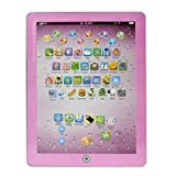 Bxt Childrens Touch Tablet Pad Shaped Learning Computer Laptop Educational Read Toy Game Play Fun Device With...
