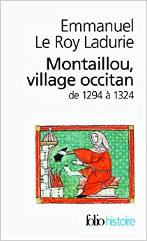 Le roy ladurie montaillou summary of the book