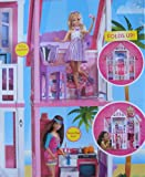 Barbie MALIBU DREAMHOUSE Playset DREAM HOUSE w 40+ Pieces, ELEVATOR & More TOYS