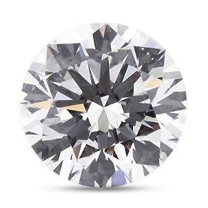 4.01 Carat Very Good Cut Natural Round H-VS2 GIA Certified Loose Diamond