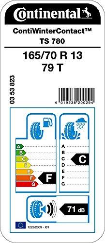 Continental ContiWInterContact TS780 165/70 R13 79 T Invierno