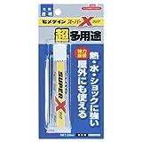 セメダイン 超多用途接着剤 スーパーX クリア P20ml AX-038