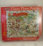 The Busy World of Richard Scarry - Busytown Giant 24 Piece Floor Puzzle