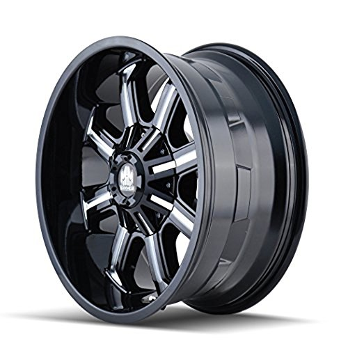 Mayhem Beast 8102 Wheel with Painted Finish (20×9″/12x135mm)