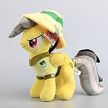 Xaalo Deluxe Horse Nightmare Luna Moon Plush Soft Toy Stuffed Dolls Girls Birthday Gift 38 CM (Daring Do)