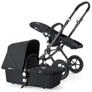 Amazon.com : Bugaboo Cameleon3 Complete Stroller - Black