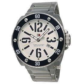 TOMMY HILFIGER (トミーヒルフィガー) 腕時計 1790686 SS シルバー メンズ