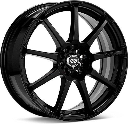 16×7 Enkei EDR9 (Matte Black) Wheels/Rims 5×100/114.3 (441-670-0238BK)