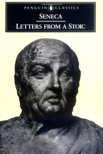 Letters from a Stoic Penguin Classics Harvard Book Store