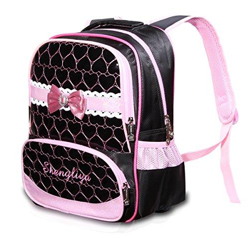 Jakpopin School Backpacks For Girls With Love Pattern 65292 Little