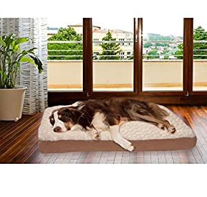 Amazon.com : Therapeutic Dog Bed Extra Large Deluxe