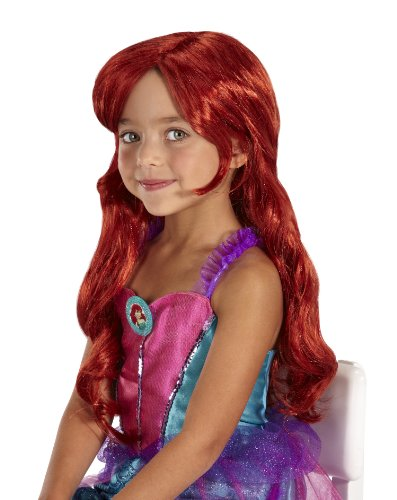 Disney Princess Ariel Wig