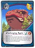 Naruto TCG Curse of the Sand M-131 Challenging Again Common Card