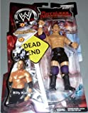 BILLY KIDMAN - WWE Wrestling Ruthless Aggression Series 2 Action Figure with Dead End Sign by Jakks