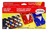 Testors Model Car Acrylic Paint Pot Set