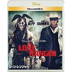 ローン・レンジャー MovieNEX [Blu-ray]