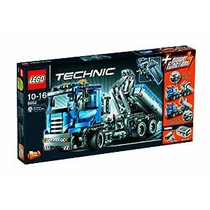 Bei amazon: LEGO Technic Container-Truck für 50 € inkl. VSK!