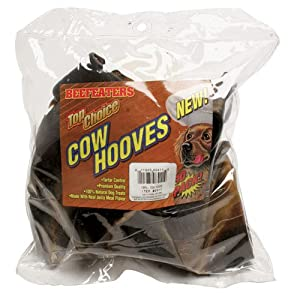 Amazon.com : Beefeaters Cow Hooves - 10 Pack : Pet Treat
