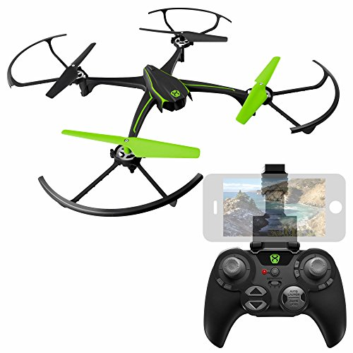 Sky Viper v2400 HD Streaming Video Drone with Bonus Rechargeable Battery