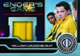 Cryptozoic 2014 Ender's Game Trading Card 3 Ring Binder Album with M13 Costume Card