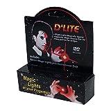 MMS DLite Bonus Pack Junior Pair Red With DVD - Trick