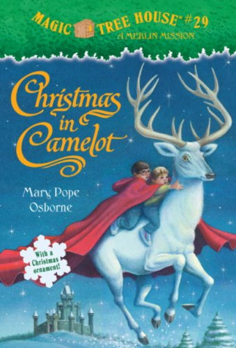 Magic Tree House #29: Christmas in Camelot (A Stepping Stone Book(TM))