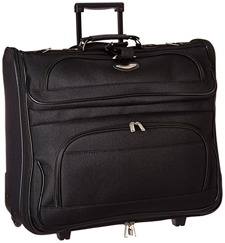Top recommendation for carry-on bag with wheels under 25