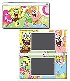 Spongebob Squarepants Sponge Bob Patrick Gummy Bear Toy Cartoon Video Game Vinyl Decal Skin Sticker Cover for Nintendo DS Lite System Protector