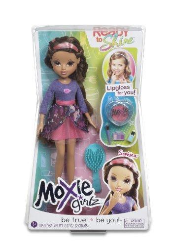 Moxie Girlz Moxie Girlz Ready To Shine Doll Sophina
