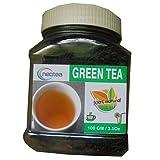 GREEN TEA 100 GRAMS 50% DICOUNT /LEAF FORM PREMIUM QUALITY