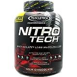 Muscletech Nitrotech Performance Series - 3.97 Lbs (Milk Chocolate)