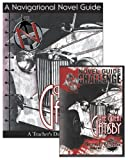 The Great Gatsby Novel Guide Book & Challenge Game CD Set