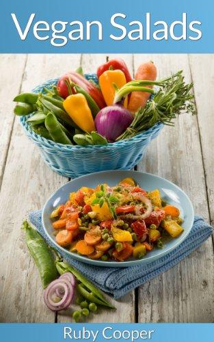 Book: Vegan Cookbook - Vegan Salads by Ruby Cooper