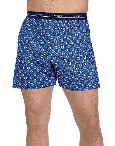 Hanes Men's Red Label Comfort Flex Woven Boxers - 832BX5