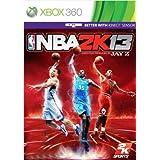 NBA 2K13 XBOX 360 2k 13 2013 Basketball Game English, French, German, Italian, Japanese, Spanish, Traditional...