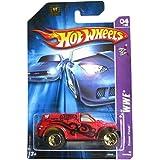 Wwe Series #4 Power Panel Batista 5 Spoke Wheels #2006 109 Collectible Collector Car Mattel Hot Wheels By Hot...