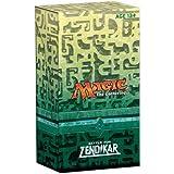 Magic The Gathering: MTG Battle For Zendikar Prerelease Pack (Pre-Pelease Promo + 6 Boosters + D20 Spindown Counter)