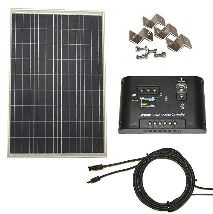 best 100w - 12V solar panel
